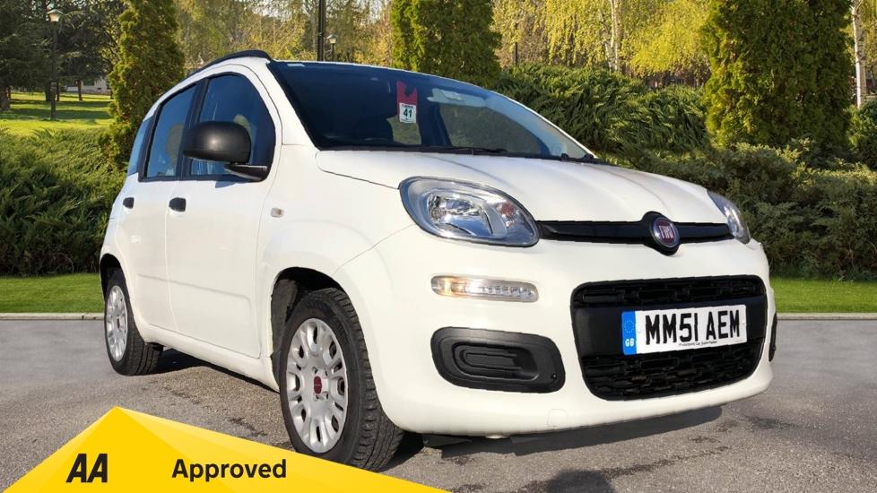 Fiat Panda 1.2 Easy 5dr Hatchback (2013)