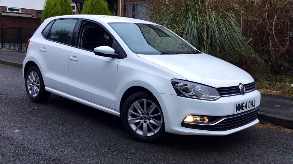 Volkswagen Polo 1.2 TSI SE 5dr Hatchback (2015) image