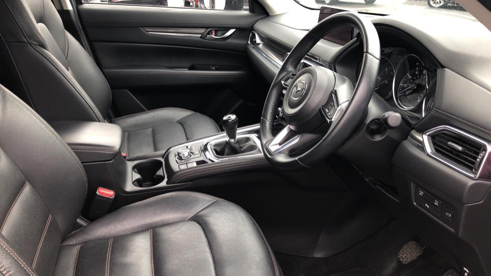 Mazda CX-5 2.2d Sport Nav 5dr image 13