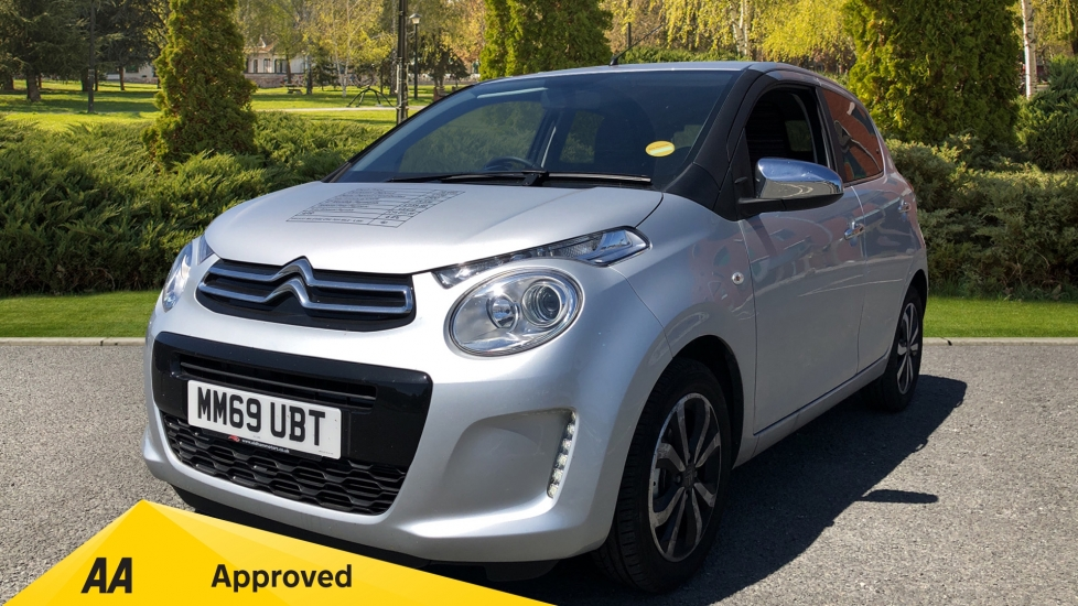 Citroen C1 1.0 VTi 72 Flair 5dr Hatchback (2020) image