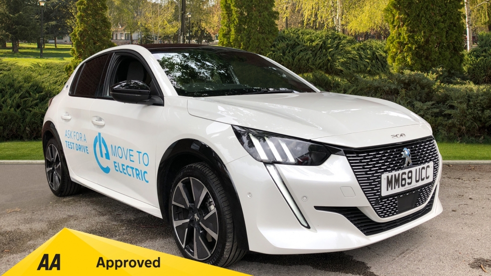 Peugeot 208 100kW GT 50kWh 5dr Auto Electric Automatic Hatchback (2020) image