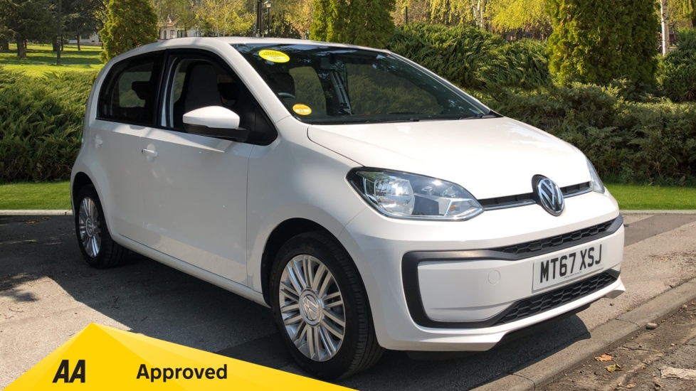 Volkswagen UP 1.0 Move Up 5dr Hatchback (2017)