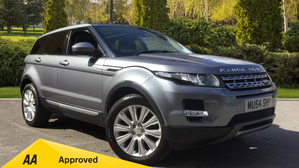 Land Rover Range Rover Evoque 2.2 SD4 Prestige 5dr [9] [Lux Pack] Diesel Automatic Hatchback (2014) at Renault Bury thumbnail image