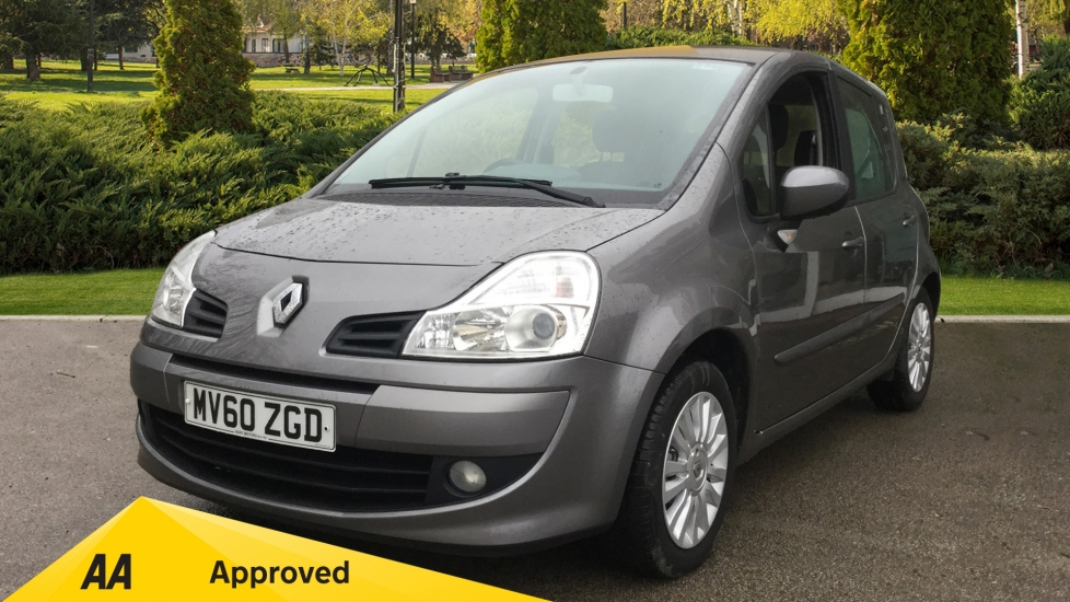 Renault Grand Modus 1.6 Dynamique Automatic 5 door Hatchback (2010) available from Bolton Motor Park Abarth, Fiat and Mazda thumbnail image