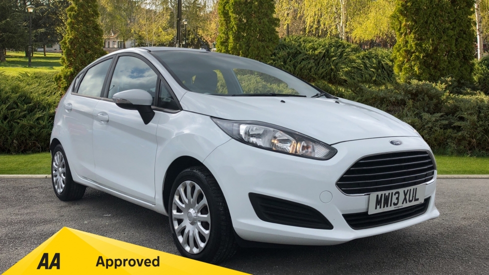 Ford Fiesta 1.25 Style 5dr Hatchback (2013)