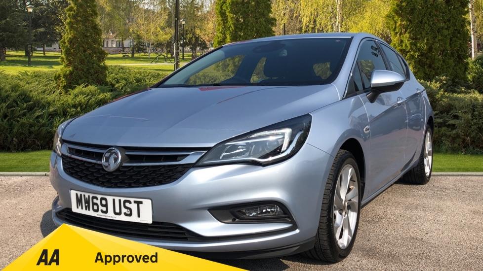 Vauxhall Astra 1.6 CDTi 16V 136 SRi 5dr Diesel Hatchback (2019) image