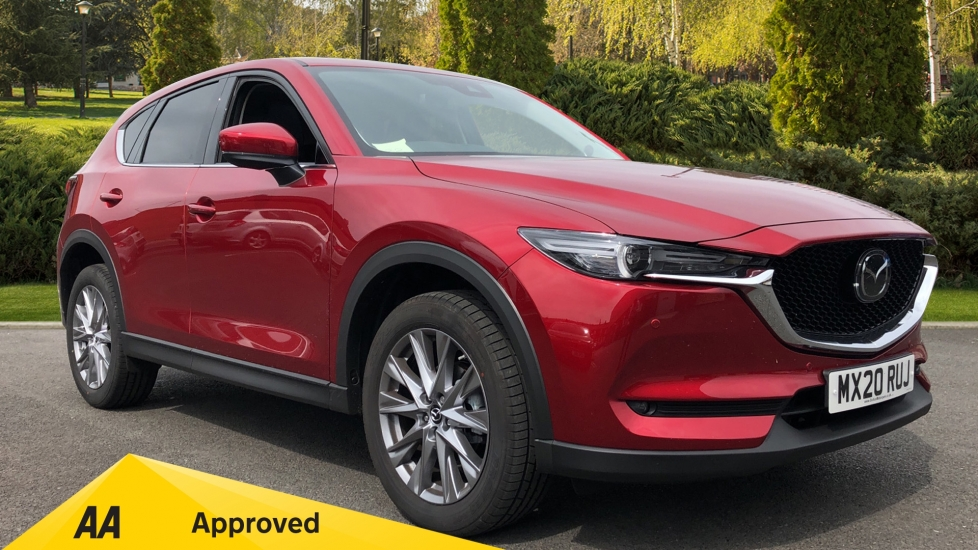 Mazda CX-5 2.0 Sport Nav+ 5dr Automatic Estate (2020)