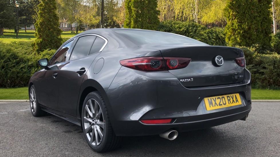 Mazda 3 2.0 Skyactiv-X MHEV GT Sport Tech 4dr image 2