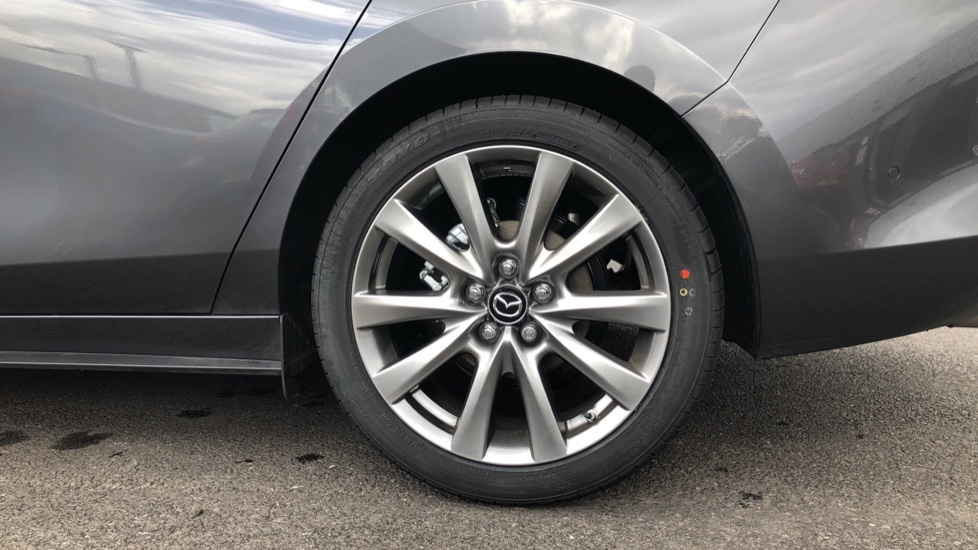 Mazda 3 2.0 Skyactiv-X MHEV GT Sport Tech 4dr image 8