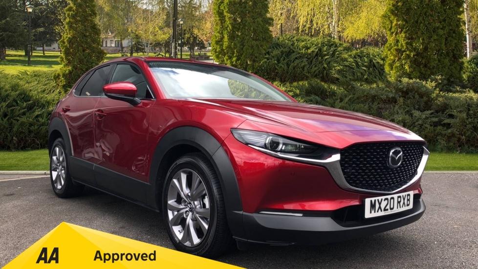 Mazda CX-30 2.0 Skyactiv-G MHEV Sport Lux 5dr Hatchback (2020)