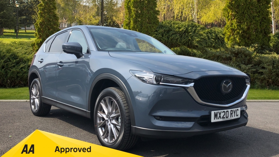 Mazda CX-5 2.0 Sport 5dr Automatic Estate (2020) image