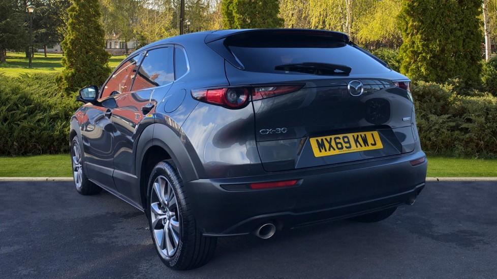 Mazda CX-30 2.0 Skyactiv-X MHEV Sport Lux 5dr image 2