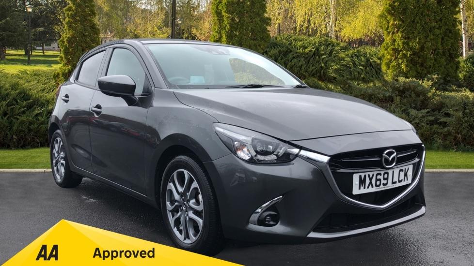 Mazda 2 1.5 GT Sport Nav+ 5dr - Satellite Navigation, Parking Sensors & DAB Radio Hatchback (2019)