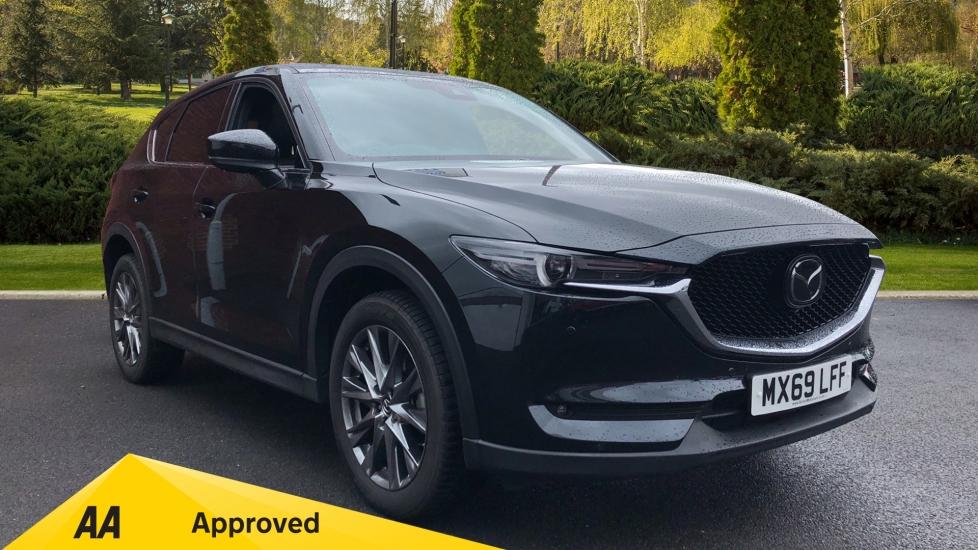 Mazda CX-5 2.2d [184] GT SPORT NAV + D 5dr AWD Diesel Automatic Estate (2020)
