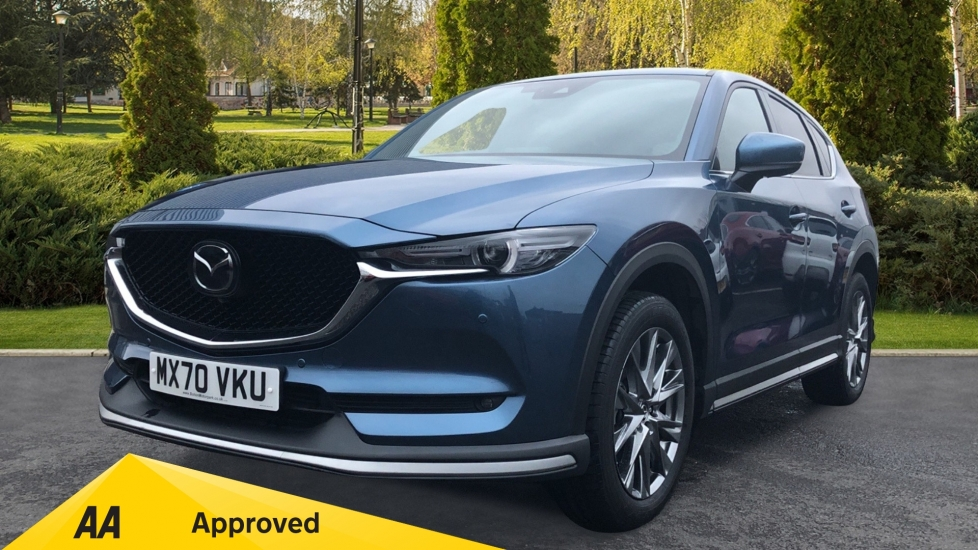 Mazda CX-5 2.2d [184] GT Sport 5dr AWD Diesel Automatic Estate (2020)