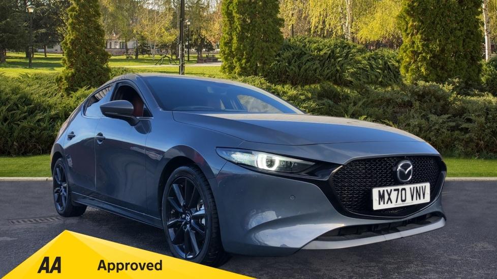 Mazda 3 2.0 Skyactiv-X MHEV GT Sport Tech 5dr Hatchback (2020) image