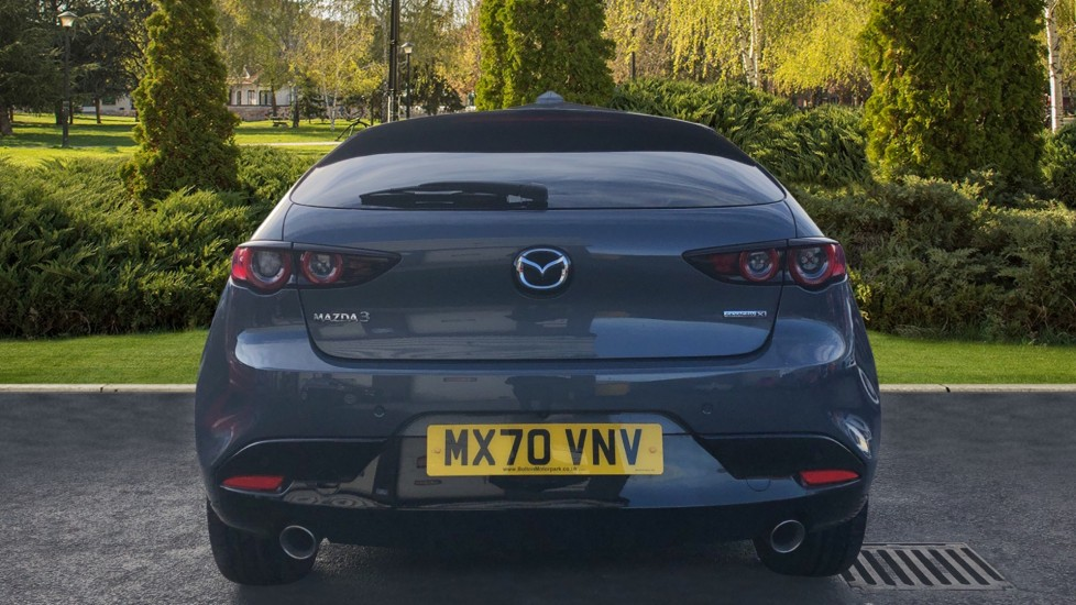 Mazda 3 2.0 Skyactiv-X MHEV GT Sport Tech 5dr, Red Leather Interior, Heated Seats, Reverse Camera image 6