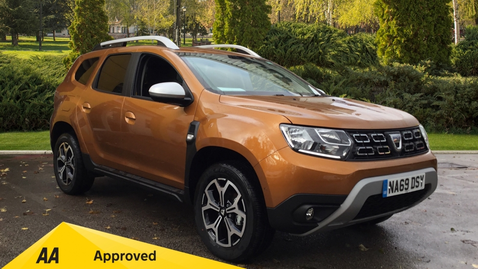 Dacia Duster 1.5 Blue dCi Prestige 5dr - Keyless Start & Multiview Camera Diesel Estate (2019)