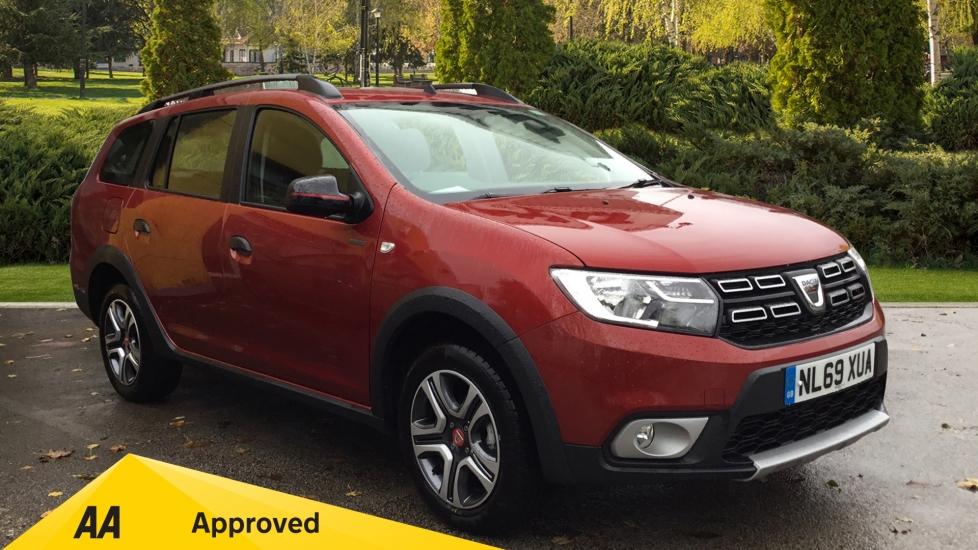 Dacia Logan MCV Stepway 1.5 Blue dCi Techroad 5dr Diesel Estate (2019)