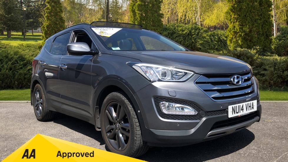 Hyundai Santa Fe 2.2 CRDi Premium SE 5dr [7 Seats] Diesel Automatic Estate (2014) image