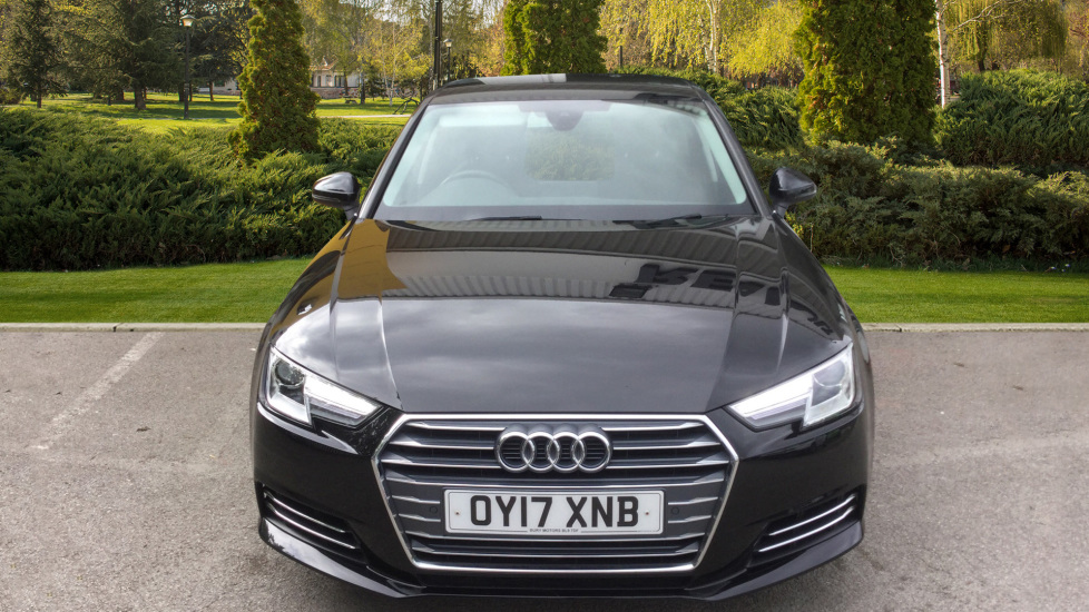 Audi A4 2 0 TDI Ultra Sport S Tronic - Virtual Dashboard, Satellite  Navigation and Parking Sensors Diesel Automatic 4 door Saloon (2017)  available