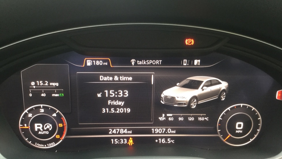 Audi A4 2.0 TDI Ultra Sport S Tronic  image 19