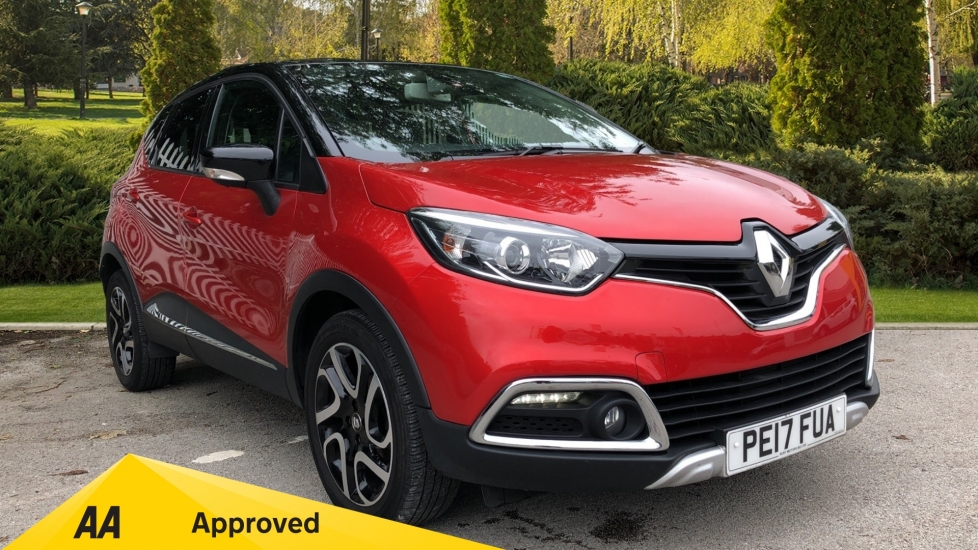 Renault Captur 0.9 TCE 90 Signature Nav 5dr Hatchback (2017) image