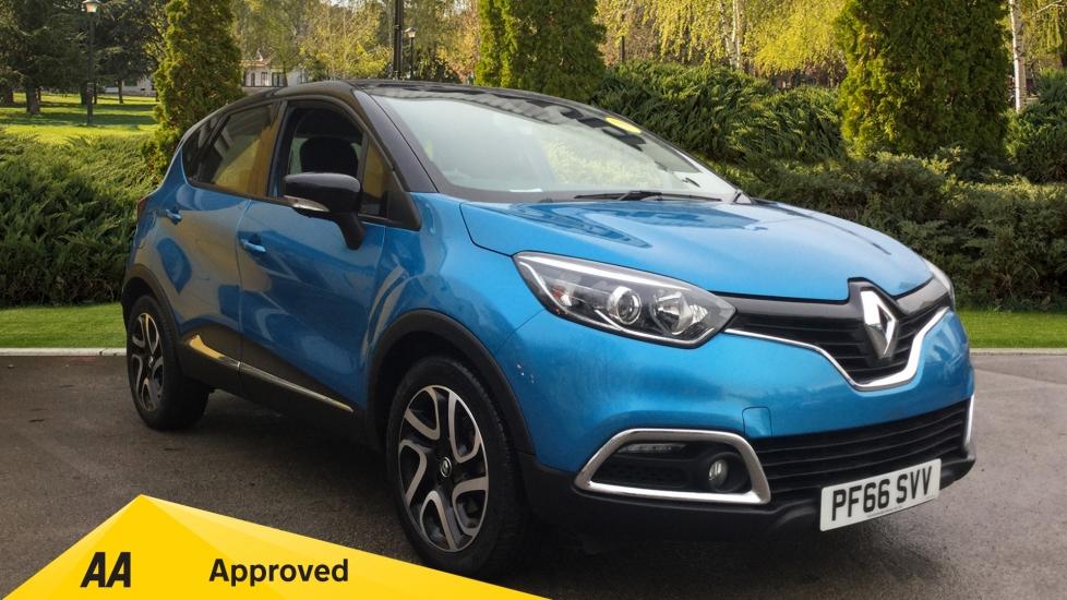 Renault Captur 1.5 dCi 90 Dynamique Nav 5dr Diesel Hatchback (2016)