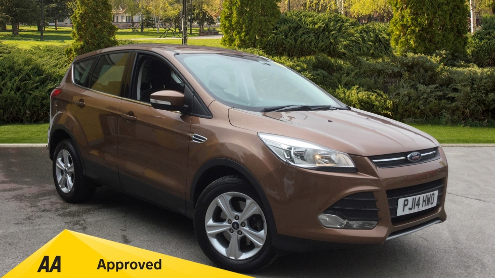 Ford Kuga 2.0 TDCi Zetec 2WD Diesel 5 door Estate (2014  )