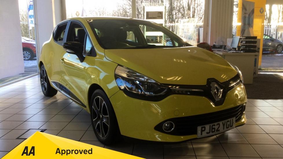 Renault Clio 0.9 TCE 90 Dynamique MediaNav Energy 5dr Hatchback (2013) image