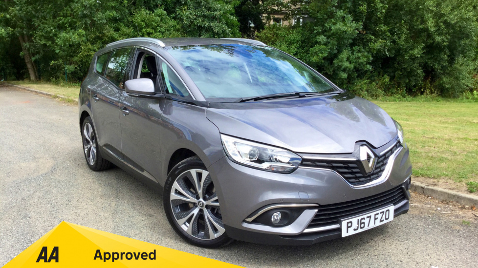 Renault Grand Scenic 1.5 dCi Dynamique Nav 5dr with Massive Savings from New List Diesel Estate (2017) image