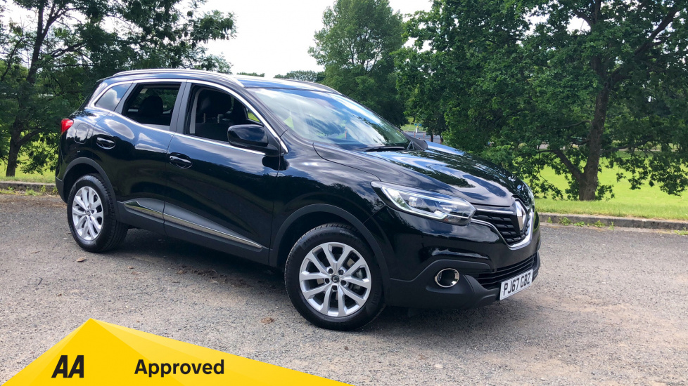 Renault Kadjar 1.5 dCi Dynamique Nav 5dr with Huge Saving From New List Diesel Hatchback (2017) at Renault Bury thumbnail image