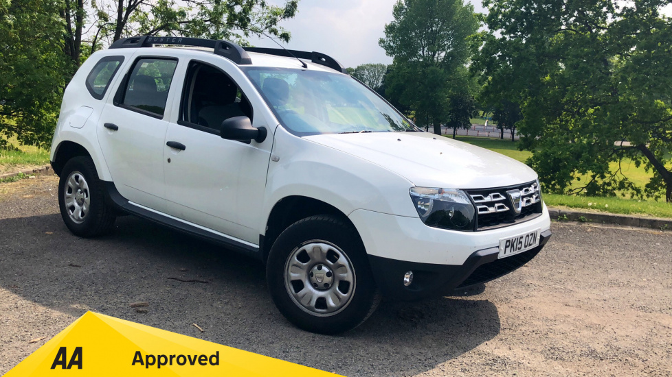 Dacia Duster 1.5 dCi 110 Ambiance 5dr Diesel Estate (2015) image