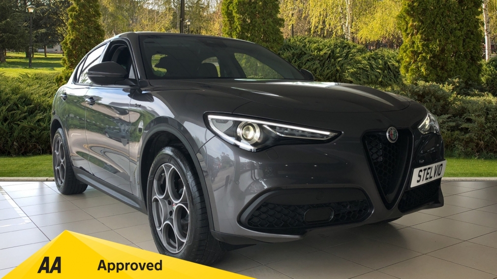 Alfa Romeo Stelvio 2.0 Turbo 200 Sprint 5dr Automatic Estate (2020) image
