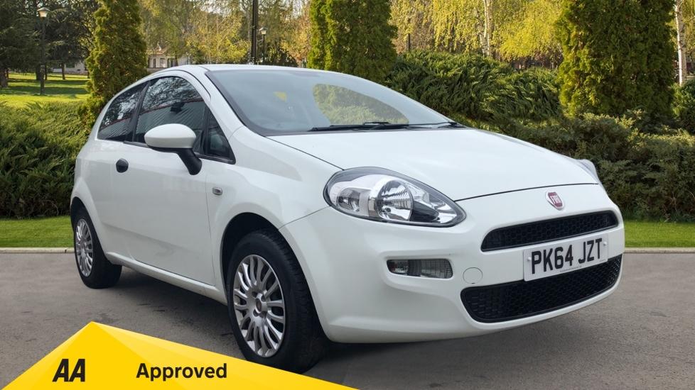Fiat Punto 1.2 Pop 3dr Hatchback (2014)