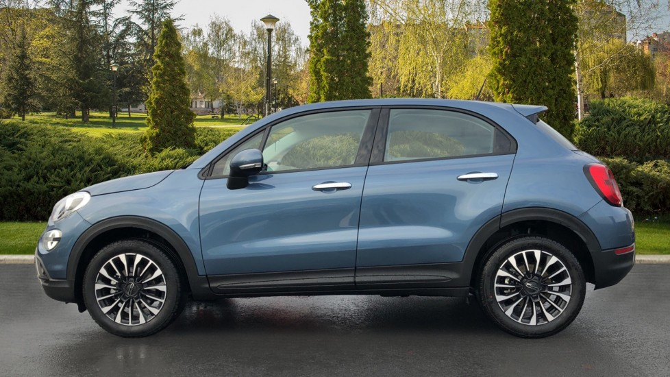 Fiat 500X 1.0 City Cross 5dr with Reverse Camera, Apple CarPlay & Android Auto Connectivity Hatchback