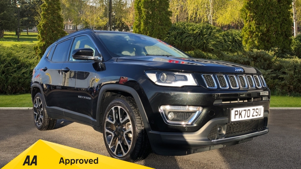 Jeep Compass 1.6 Multijet 120 Limited 5dr [2WD] Diesel Estate (2020)