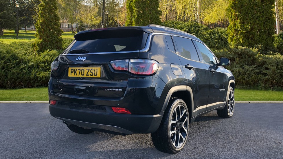 Jeep Compass 1.6 Multijet 120 Limited 5dr [2WD] image 2