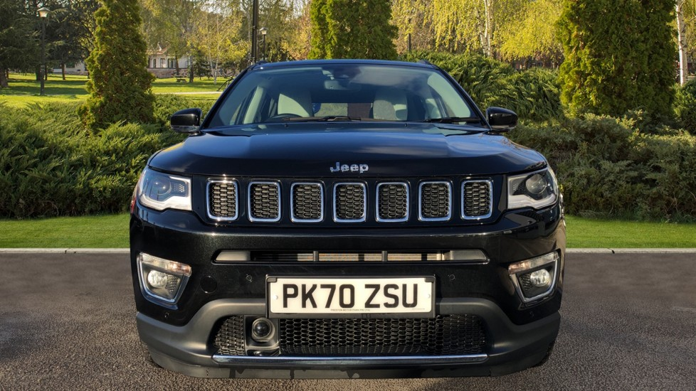Jeep Compass 1.6 Multijet 120 Limited 5dr [2WD] image 7