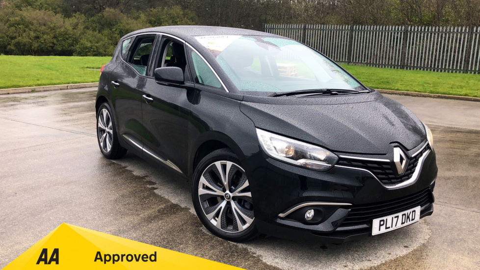 Renault Scenic 1.5 dCi Dynamique Nav 5dr Auto 17 Plate with Low Mileage Diesel Automatic Estate (2017) image