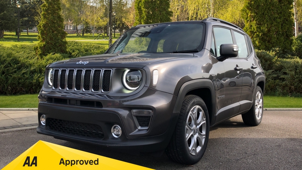 Jeep Renegade 1.0 T3 GSE Limited 5 door Hatchback
