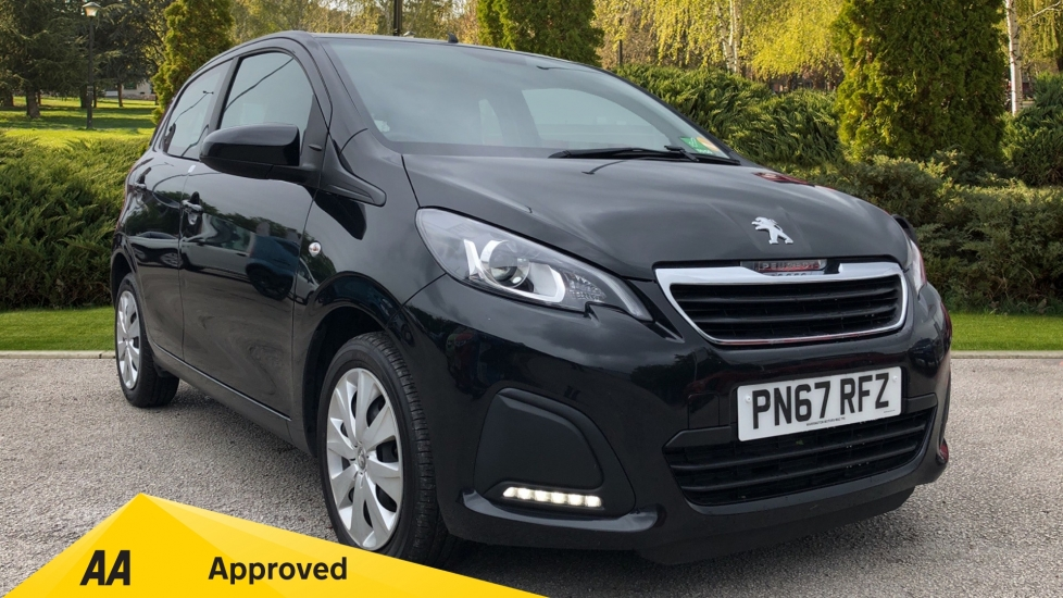 Peugeot 108 1.0 Active 5dr Hatchback (2017) available from Preston Motor Park Abarth, Alfa Romeo, Fiat, Jeep and Volvo thumbnail image