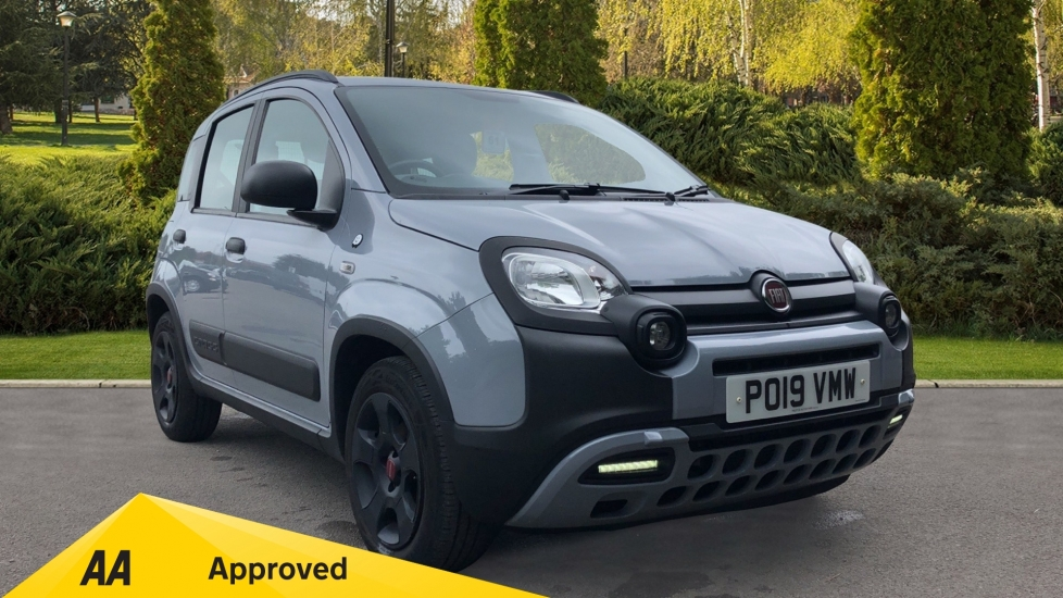 Fiat Panda 1.2 Waze 5dr - Waze App & Panda U-Connect Hatchback (2019)