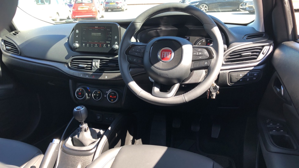 Fiat Tipo 1.4 S Design 5dr image 12