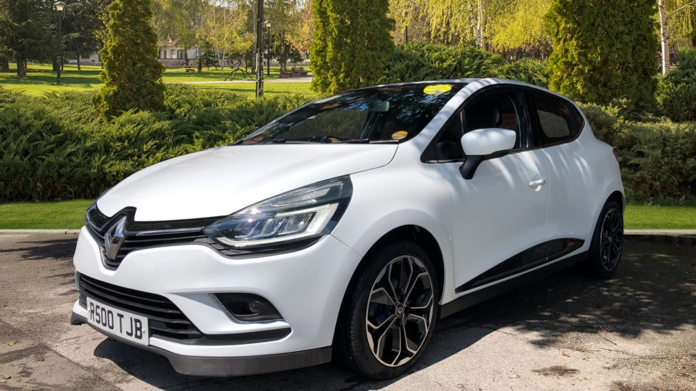 Renault Clio 0.9 TCE 90 Dynamique S Nav 5dr Hatchback (2017)
