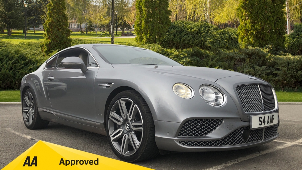 Bentley Continental GT 6.0 W12 [590] Mulliner Driving Spec 2dr Automatic Coupe (2016)