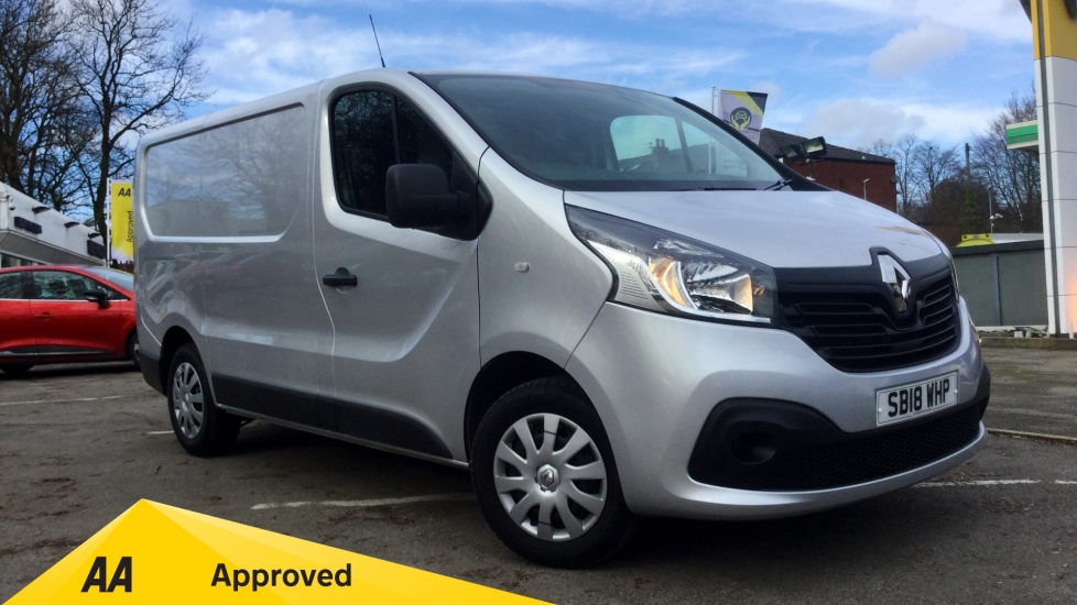 Renault Trafic Sl27 Business + Dc 1.6  3 door (2018)