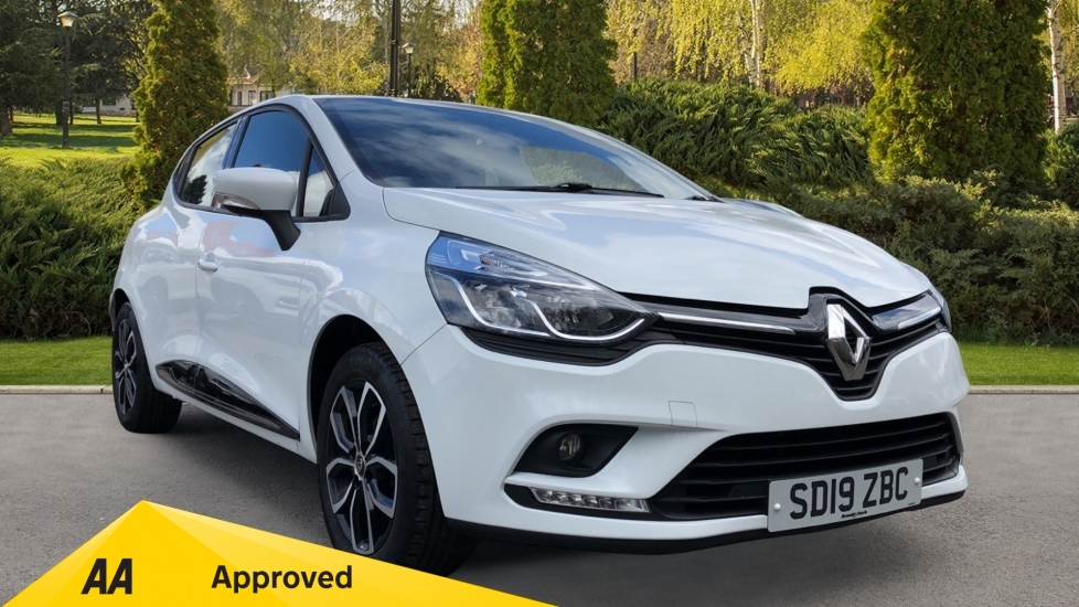 Renault Clio 0.9 TCE 75 Play 5dr Hatchback (2019)