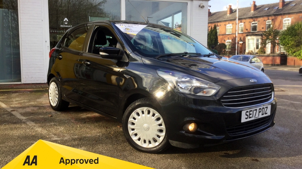 Ford KA Plus 1.2 Studio 5dr Hatchback (2017)