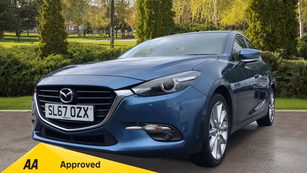 Mazda 3 2.0 Sport Nav 5dr image 1